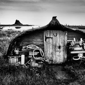 44 Fishermans Hut Holy Island