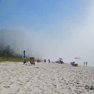 And the mist came rolling in Naples Florida2
