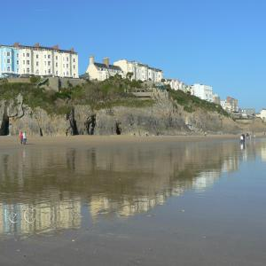 Reflections of Tenby cw2