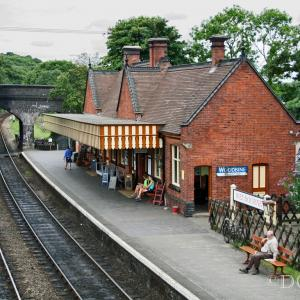 Weybourne Station cw